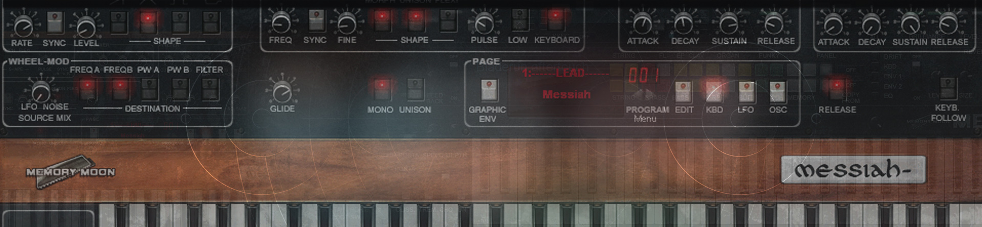 messiah vst